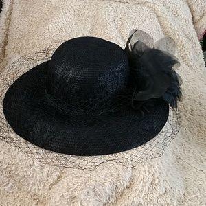 💞Last one💞Elegant NWT August Dramatic Hat